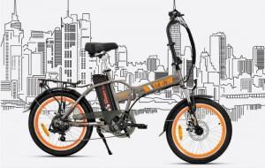 אופניים חשמליים B&W B300 48V | אופניים חשמליות 48 וולט | אופניים חשמליים מומלצים | אופניים חשמליים המלצות | מחיר אופניים חשמליות