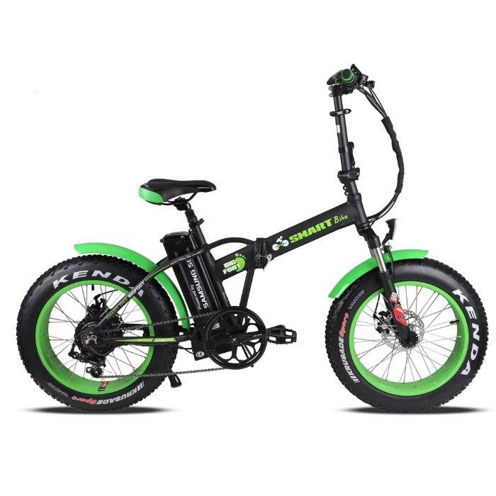 כולם חדשים אופניים חשמליים - BIG FOOT 48V - SOFTRIDE BD-36