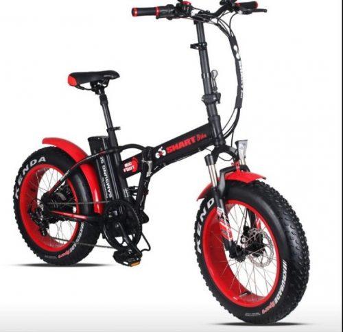 אופניים חשמליים BIG FOOT 48V | אופניים חשמליות 48 וולט | אופניים חשמליים מומלצים | אופניים חשמליים המלצות | מחיר אופניים חשמליות