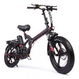 מאך 5 אופניים חשמליים STARK